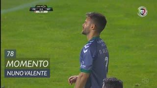 Vitória FC, Jogada, Nuno Valente aos 78'
