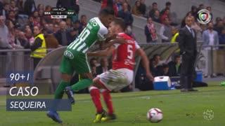 SC Braga, Caso, Sequeira aos 90'+1'