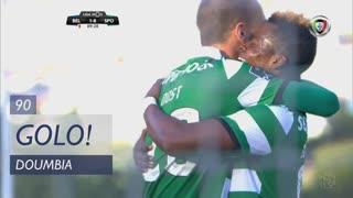 GOLO! Sporting CP, Doumbia aos 90', Os Belenenses 1-8 Sporting CP