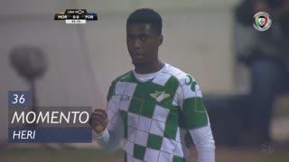 Moreirense FC, Jogada, Heri aos 36'