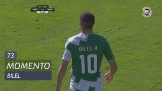 Moreirense FC, Jogada, Bilel aos 73'
