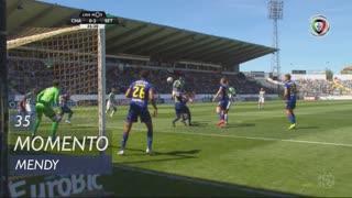 Vitória FC, Jogada, Mendy aos 36'