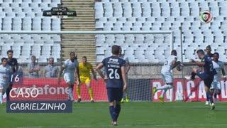 Rio Ave FC, Caso, Gabrielzinho aos 16'