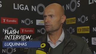 Liga (29ª): Flash Interview Marcel Keizer