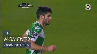Moreirense FC, Jogada, Fábio Pacheco aos 11'
