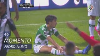 Moreirense FC, Jogada, Pedro Nuno aos 46'