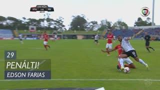 CD Feirense, Penálti, Edson Farias aos 29'