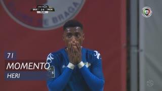 Moreirense FC, Jogada, Heri aos 71'