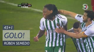GOLO! Rio Ave FC, Rúben Semedo aos 45'+1', Rio Ave FC 1-1 Sta. Clara