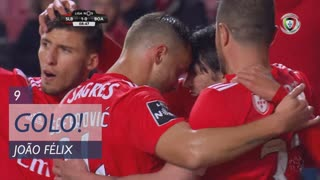 GOLO! SL Benfica, João Félix aos 9', SL Benfica 1-0 Boavista FC