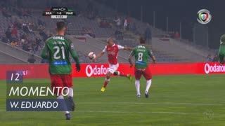 SC Braga, Jogada, Wilson Eduardo aos 12'