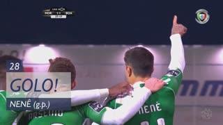 GOLO! Moreirense FC, Nenê aos 28', Moreirense FC 1-1 Boavista FC