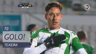 GOLO! Moreirense FC, Texeira aos 70', Belenenses 0-1 Moreirense FC