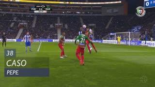 FC Porto, Caso, Pepe aos 38'