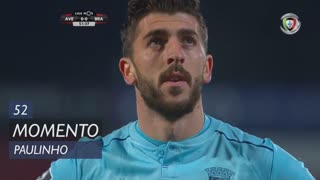 SC Braga, Jogada, Paulinho aos 52'
