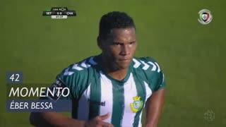 Vitória FC, Jogada, Éber Bessa aos 42'
