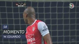 SC Braga, Jogada, Wilson Eduardo aos 58'