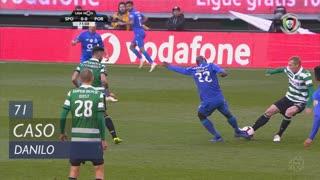 FC Porto, Caso, Danilo aos 71'
