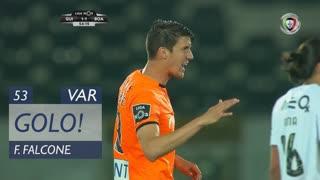 GOLO! Boavista FC, F. Falcone aos 53', Vitória SC 1-1 Boavista FC
