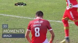 CD Aves, Jogada, Braga aos 55'