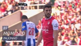 SC Braga, Jogada, Paulinho aos 85'