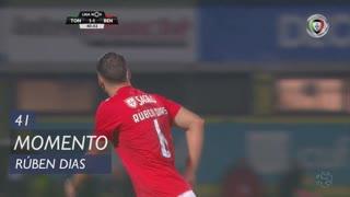 SL Benfica, Jogada, Rúben Dias aos 41'