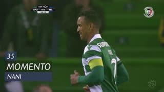 Sporting CP, Jogada, Nani aos 35'
