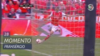 SC Braga, Jogada, Fransérgio aos 28'