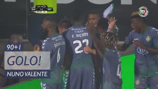 GOLO! Vitória FC, Nuno Valente aos 90'+1', Vitória SC 1-1 Vitória FC