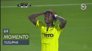 Boavista FC, Jogada, Yusupha aos 64'