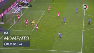 Vitória FC, Jogada, Éber Bessa aos 65'
