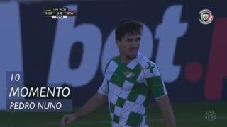 Moreirense FC, Jogada, Pedro Nuno aos 10'