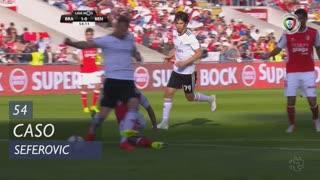 SL Benfica, Caso, Seferovic aos 54'