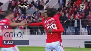 GOLO! SL Benfica, Florentino Luís aos 83', Moreirense FC 0-4 SL Benfica