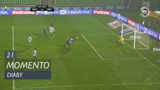 Sporting CP, Jogada, A. Diaby aos 21'