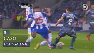 Vitória FC, Caso, Nuno Valente aos 8'