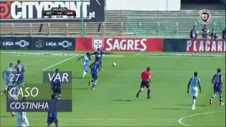 Vitória FC, Caso, Costinha aos 27'