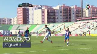 Vitória FC, Jogada, Zequinha aos 32'