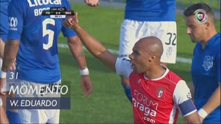 SC Braga, Jogada, Wilson Eduardo aos 31'