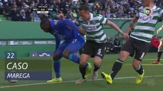 FC Porto, Caso, Marega aos 22'