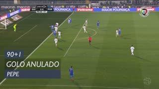 FC Porto, Golo Anulado, Pepe aos 90'+1'