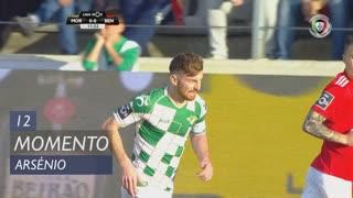 Moreirense FC, Jogada, Arsénio aos 12'