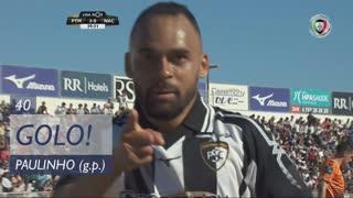 GOLO! Portimonense, Paulinho aos 40', Portimonense 3-0 CD Nacional