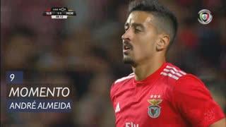 SL Benfica, Jogada, André Almeida aos 9'