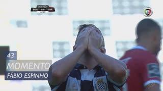 Boavista FC, Jogada, Fábio Espinho aos 43'