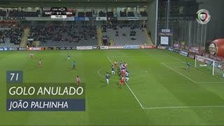 SC Braga, Golo Anulado, João Palhinha aos 71'