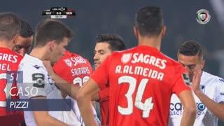 SL Benfica, Caso, Pizzi aos 51'