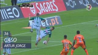 Vitória FC, Caso, Artur Jorge aos 36'