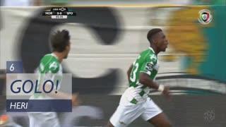 GOLO! Moreirense FC, Heri aos 6', Moreirense FC 1-0 Sporting CP