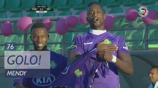 GOLO! Vitória FC, Mendy aos 75', CD Tondela 0-2 Vitória FC